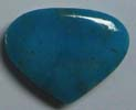 100% original Turquoise (Firoza) Stone for Ring - pendants from orissa gems