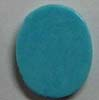 100% original Turquoise (Firoza) Stone for Bracelets from orissa gems